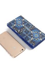 Happy Wahine Wallet Teyla Golden Lavi Blue