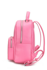 Happy Wahine Backpack Dora Tapa Tiare Embossed Pink