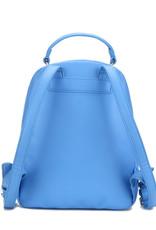 Happy Wahine Backpack Dora Tapa Embossed Sky Blue