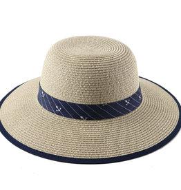 Everyday Hawaii Hat Round Marigold Natural