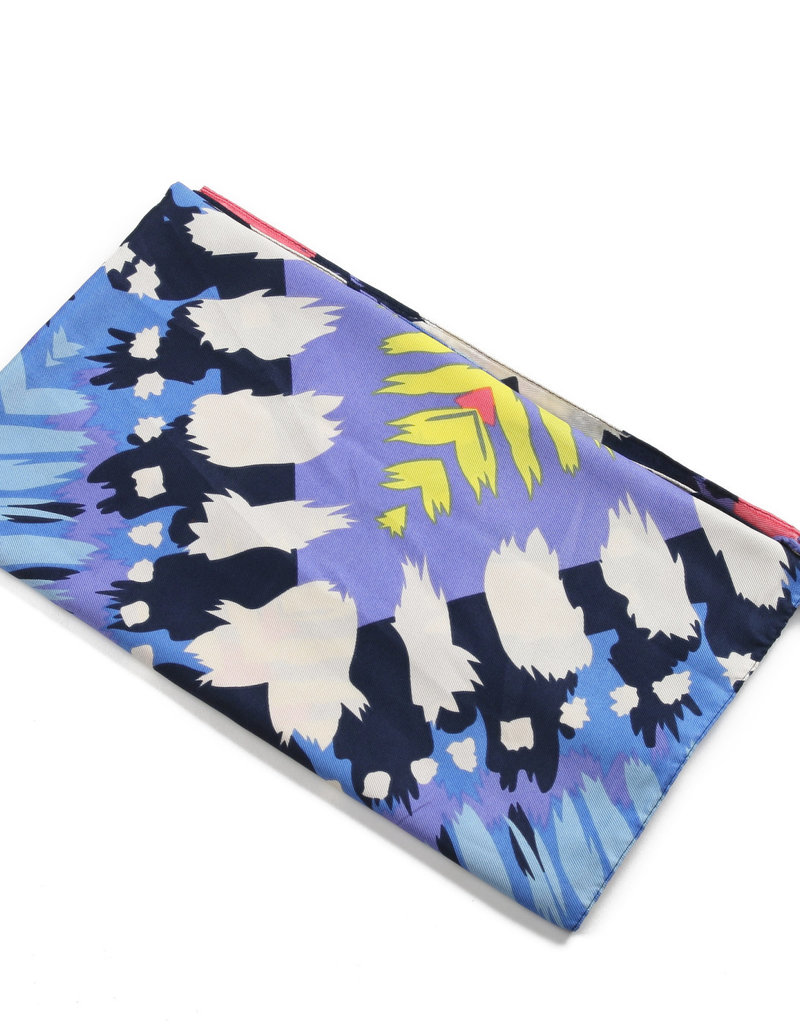 Everyday Hawaii Scarf Danielle Print Tie Dye