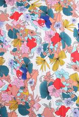 Everyday Hawaii Scarf Danielle Print Rainbow Floral