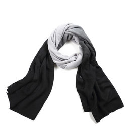 Everyday Hawaii Magic Shawl Black/White