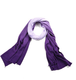 Everyday Hawaii Magic Shawl Purple/Beige