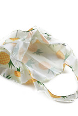 Everyday Hawaii EH Foldable Bag Pineapple Yellow