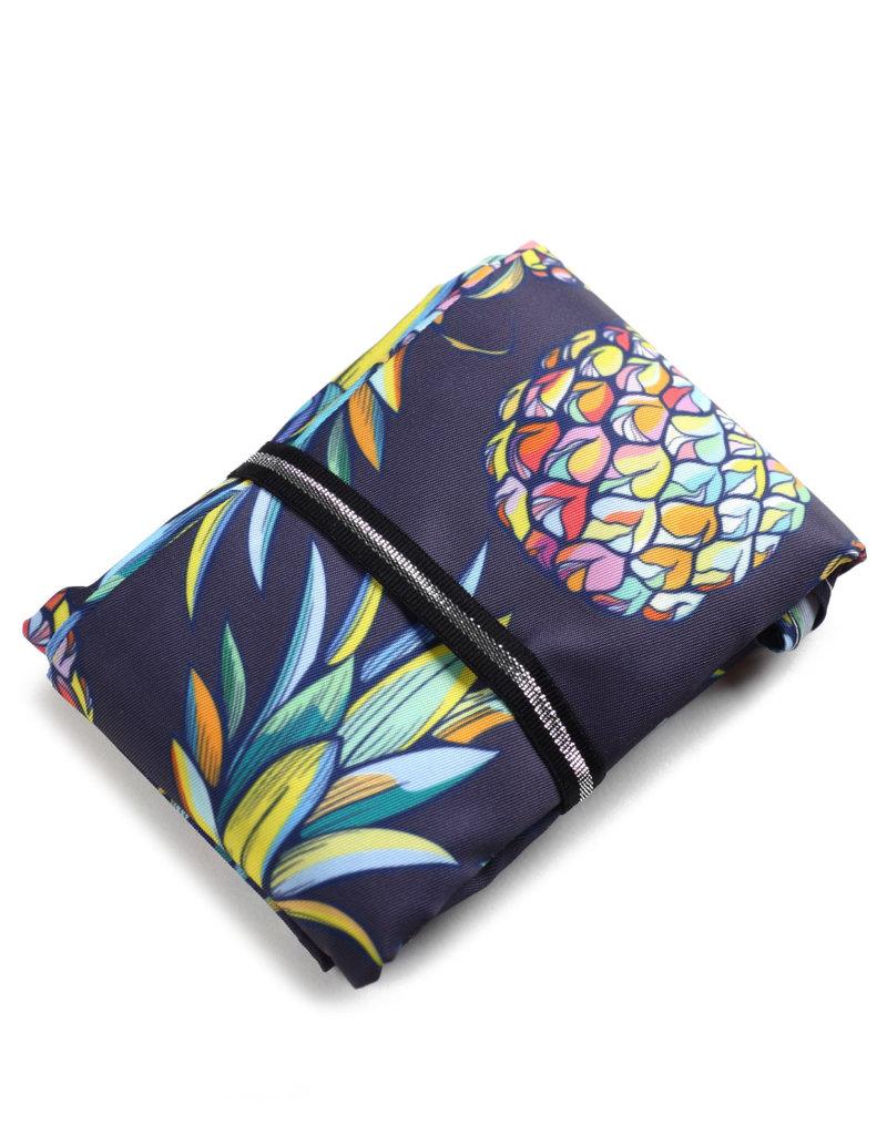 Everyday Hawaii EH Foldable Bag Pineapple Multi