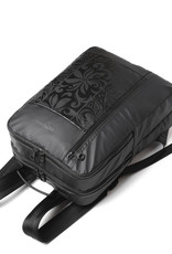 Ho'omau Ho'omau Large Backpack Tapa Tiare Black