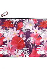 Everyday Hawaii EH Pouch Set Hibiscus Pink