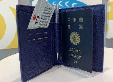 Passport & Travel Cases