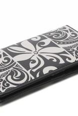 Wallet Tapa Tiare RFID Slim Black