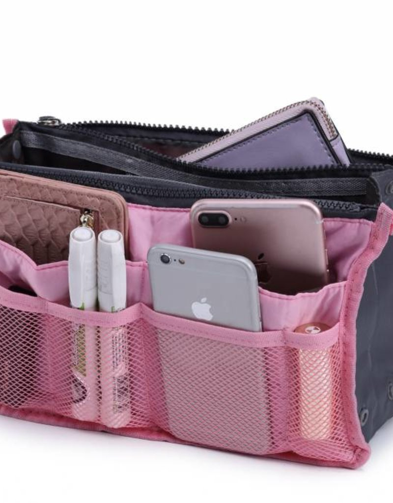 bd83b6ec23ba Everyday Hawaii Bag Organizer Light Pink
