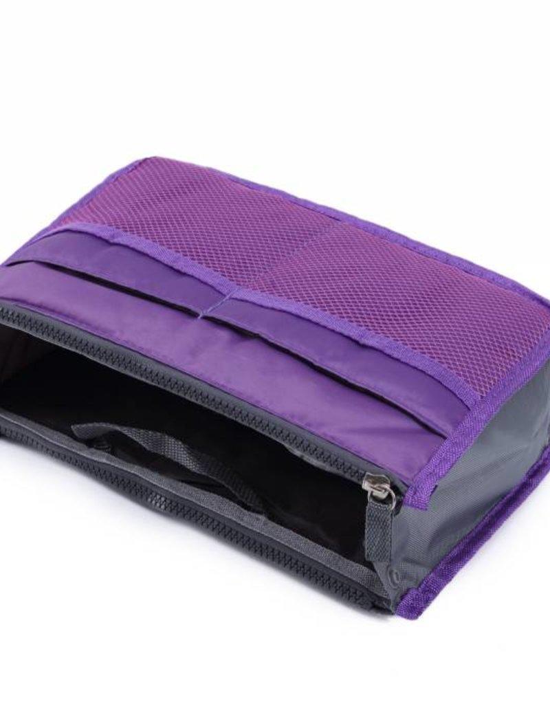 Bag Organizer Purple