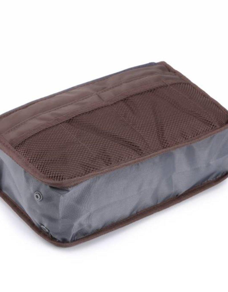 Bag Organizer Brown