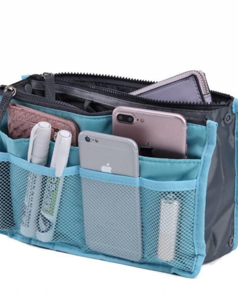 Everyday Hawaii Bag Organizer Light Blue