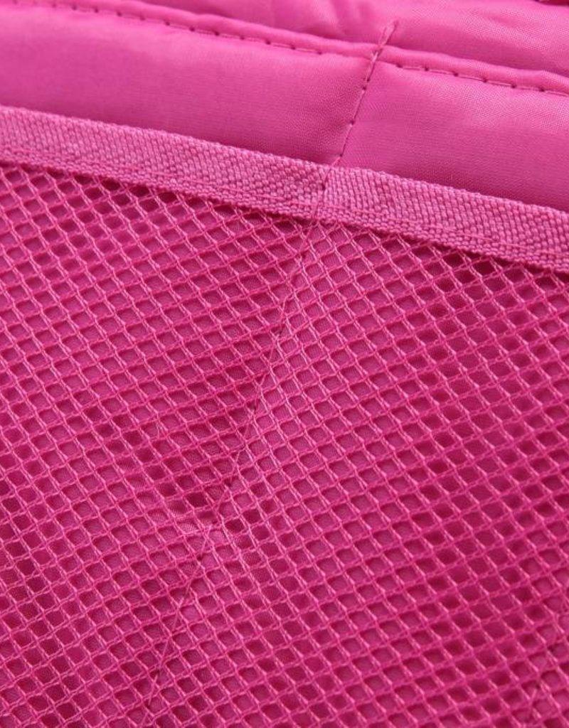 Purse Insert Dark Pink