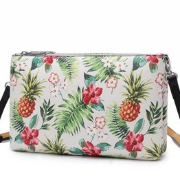 Crossbody Marisa Vintage Pineapple Beige