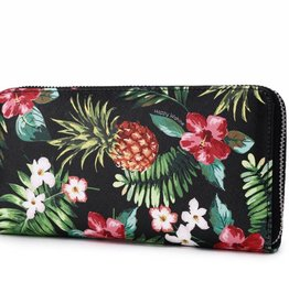 Wallet Kaylee Pineapple Vintage Black
