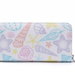 Happy Wahine Wallet Kaylee Shell Orange