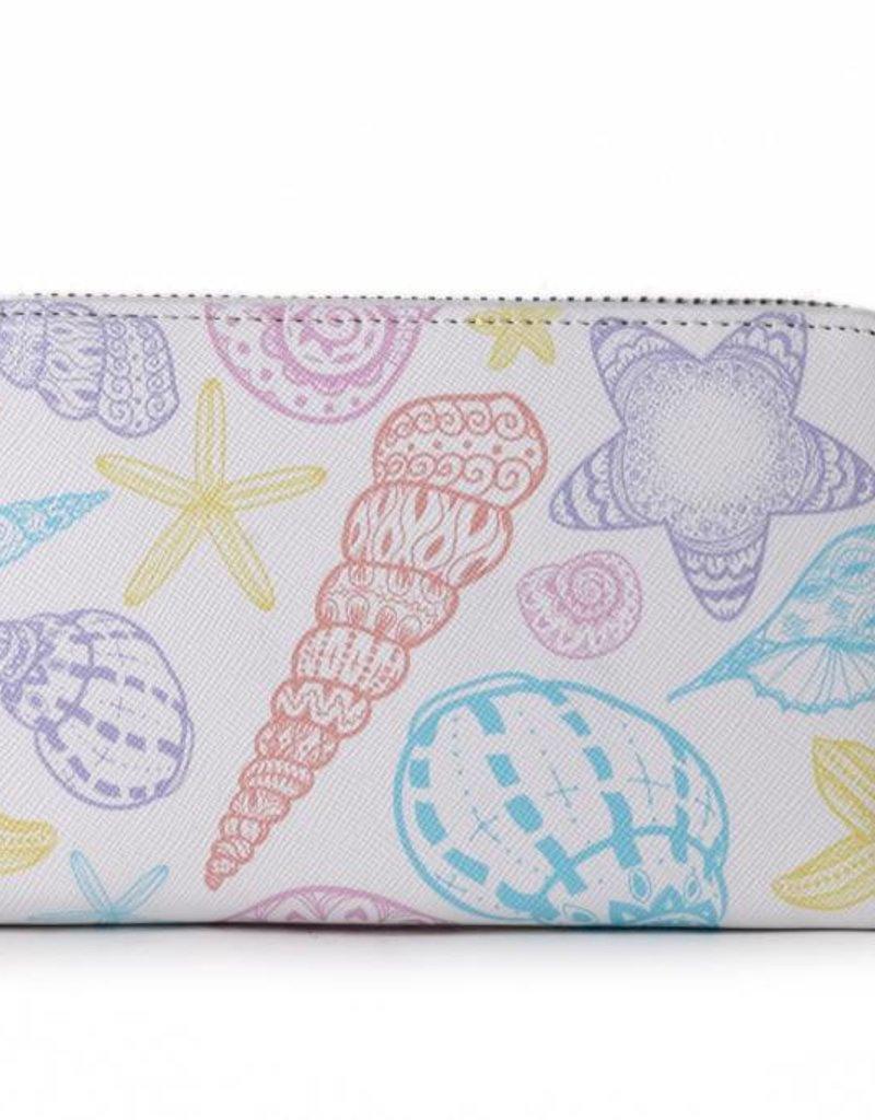 Wallet Chloe Shells Orange