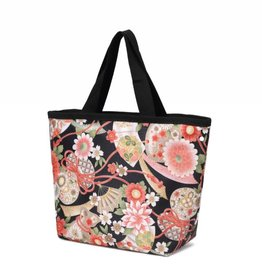 Travel Tote Bags Happy Wahine