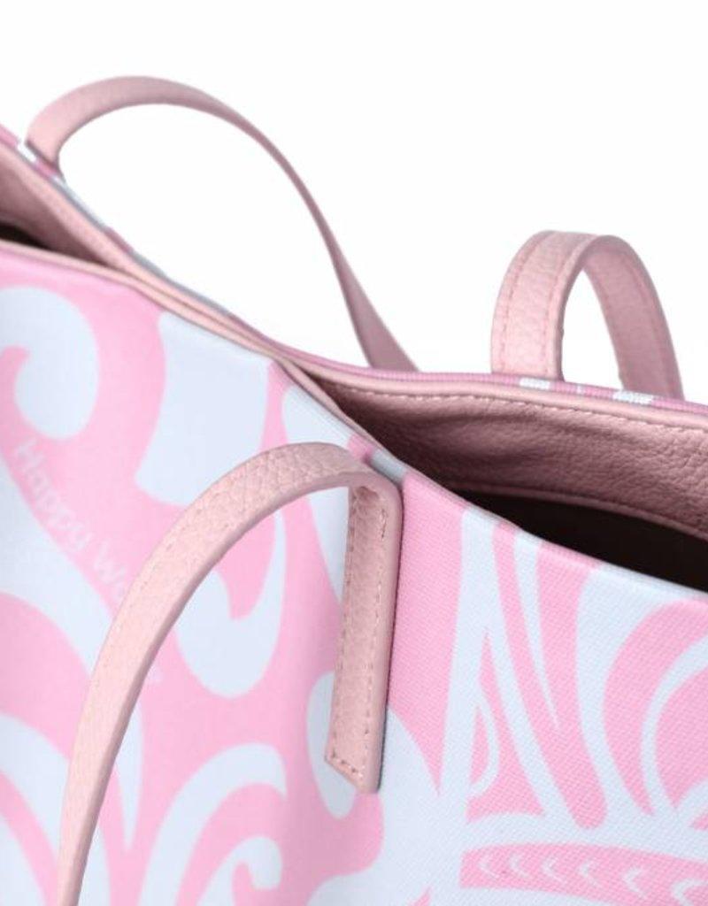 Bag Malia Tapa Tiare Light Pink