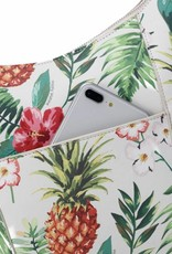Hobo Bag Sara Vintage Pineapple Beige