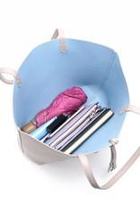 Happy Wahine Rev Bag Emily Sand/Blue Large