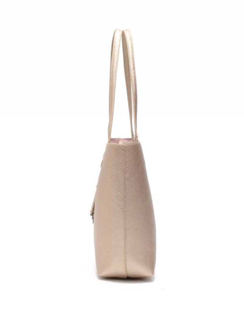 Rev Bag Emily Gold/Blush Small