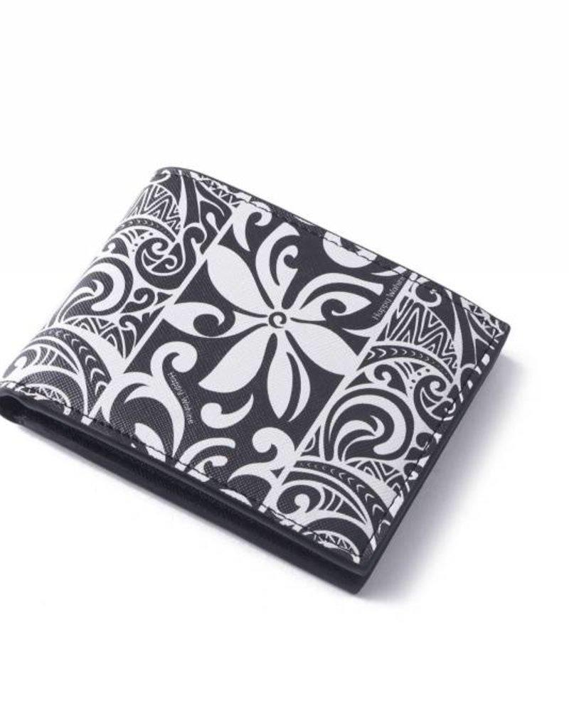 Wallet Alex Tapa Tiare Black
