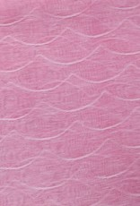 Happy Wahine Scarf Danielle Waves Pink