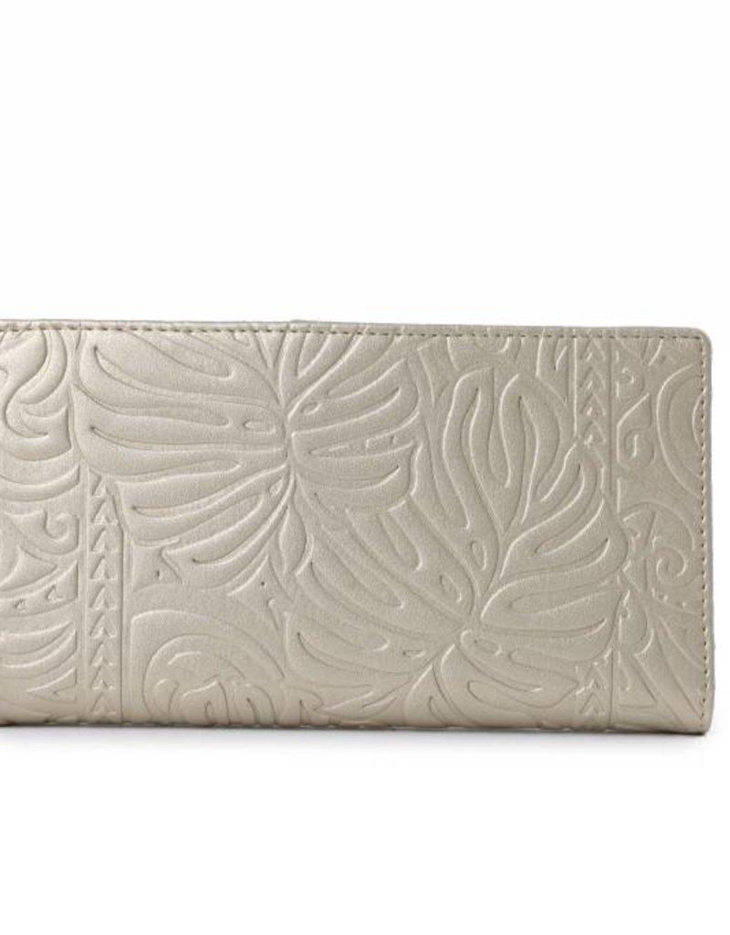Wallet Teyla Monstera Gold Met Emb