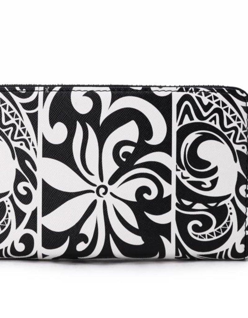 Wallet Chloe Tapa Tiare Black