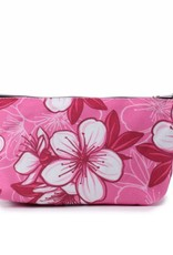 Everyday Hawaii Everyday HI Pouch Hibscus Pink