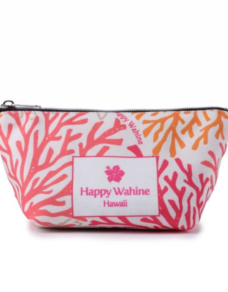 Everyday Hawaii Everyday HI Pouch Coral
