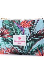 Everyday Hawaii Everyday HI Flat Pouch Bird of Paradise