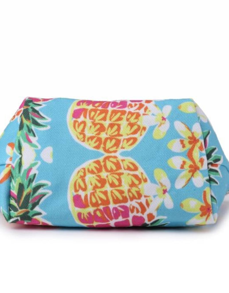 Everyday HI Pouch Pineapple Blue