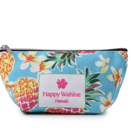 Everyday Hawaii Everyday HI Pouch Pineapple Blue