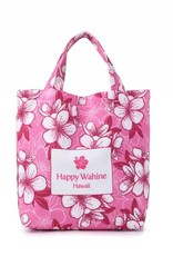 Everyday Hawaii Everyday HI Small Tote Hibscus Pink
