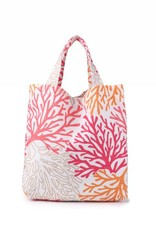 Everyday HI Small Tote Coral