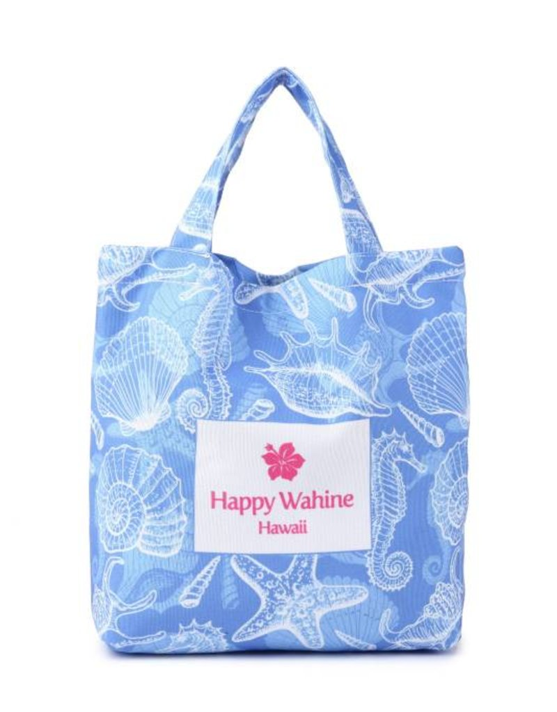 Everyday HI Small Tote Shells Blue