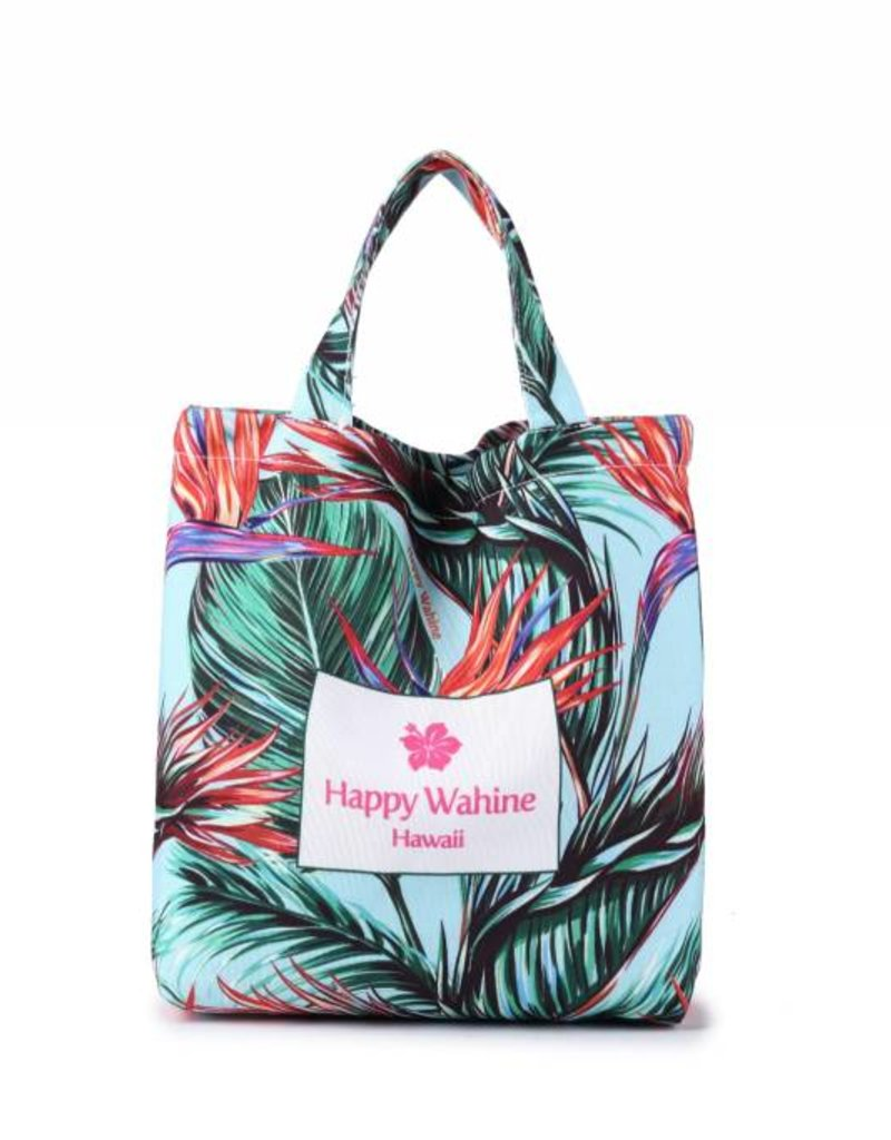 Everyday Hawaii Everyday HI Small Tote Bird of Paradise