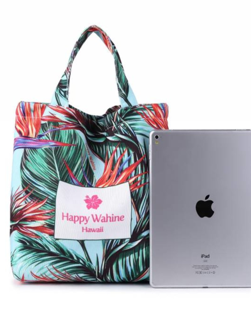 Everyday HI Small Tote Bird of Paradise