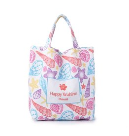 Everyday Hawaii Everyday HI Small Tote Shells Orange