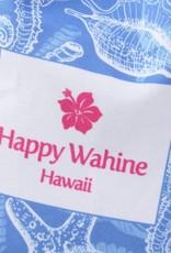 Everyday Hawaii Everyday HI Small Tote Shells Blue