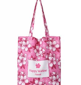 Everyday Hawaii Everyday HI Tote Hibscus Pink