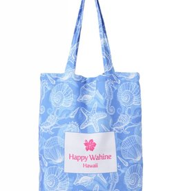 Everyday Hawaii Everyday HI Tote Shells Blue