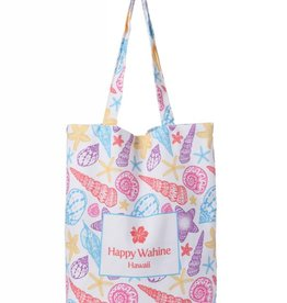 Everyday Hawaii Everyday HI Tote Shells Orange