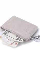 Card Case May Tapa Tiare Silver