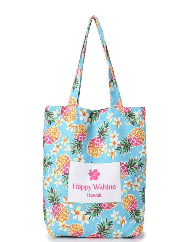 Everyday Hawaii Everyday HI Tote Pineapple Blue
