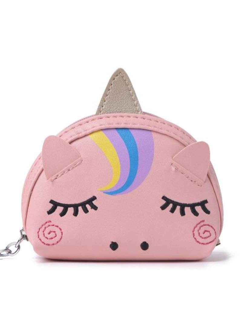Charm Davine Unicorn Pink